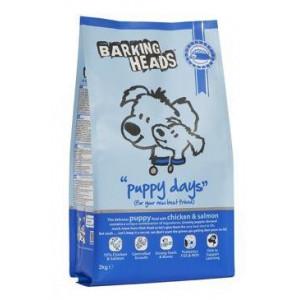 BARKING HEADS Puppy Days 12kg (DOPRAVA ZDARMA) + doprava zdarma