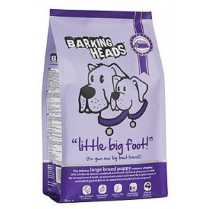 BARKING HEADS Little Big Foot 12kg (DOPRAVA ZDARMA) + doprava zdarma