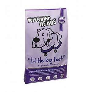 BARKING HEADS PROFESSIONAL LARGE BREED PUPPY 18kg (DOPRAVA ZDARMA) + doprava zdarma