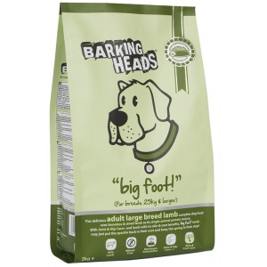 BARKING HEADS PROFESSIONAL LARGE BREED LAMB 18kg (DOPRAVA ZDARMA) + doprava zdarma