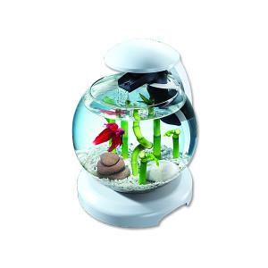 Akvárium set TETRA Cascade LED bílé 6,8l
