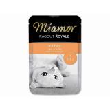 Kapsička MIAMOR Ragout Royale krůta v želé