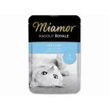 Kapsička MIAMOR Ragout Royale losos v želé 100g