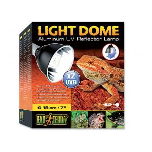 Lampa EXO TERRA Dome Lighting Fixture 18 cm 1ks