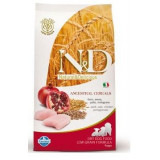 N&D Low Grain DOG Puppy Chicken & Pomegranate 12kg (DOPRAVA ZDARMA)