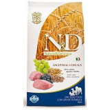 N&D Low Grain DOG Adult Maxi Lamb & Blueberry 12kg (DOPRAVA ZDARMA)