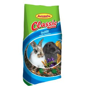 Avicentra Classic menu králík 25 kg