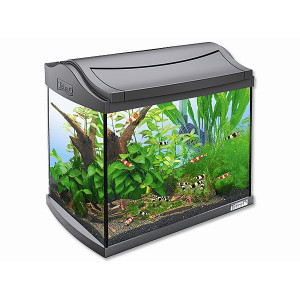 Akvárium set TETRA AquaArt antracitové 20l