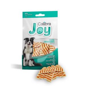 Calibra Joy Dog Dental Chicken Waves 80g