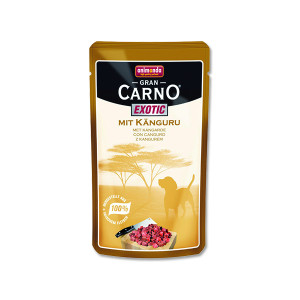 Kapsička ANIMONDA Gran Carno Exotic klokan 125g