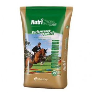 Nutri Horse Müsli Performance Control pro koně 20 kg