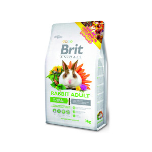 BRIT Animals Rabbit Adut Complete 3kg