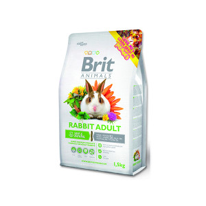 BRIT Animals Rabbit Adut Complete 1,5kg