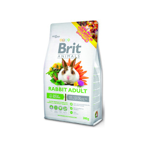 BRIT Animals Rabbit Adut Complete 300g