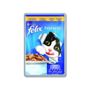 FELIX Fantastic kapsička kuře v želé 100g
