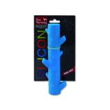 Hračka DOG FANTASY silikonová větev světle modrá 21 cm 1ks