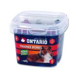 Snack ONTARIO Dog Trainee Bones 100g