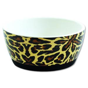 Miska MAGIC CAT keramická s gumovou podložkou 13,5 cm 1ks