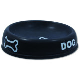 Miska DOG FANTASY keramická černá 20 cm 300ml