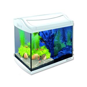 Akvárium set TETRA AquaArt LED bílé 30 x 25 x 25 cm 20l