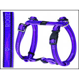 Postroj ROGZ Fancy Dress JellyBean Purple Chrome S 1ks