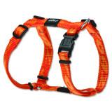 Postroj ROGZ Alpinist oranžový S 1ks