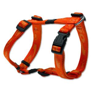 Postroj ROGZ Alpinist oranžový M 1ks