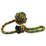 Přetahovadlo DOG FANTASY házecí barevné 55 cm 1ks