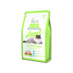 BRIT Care Cat Angel I`m Delighted Senior 2kg