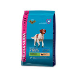 EUKANUBA Senior Small & Medium Breed Lamb 2,5kg