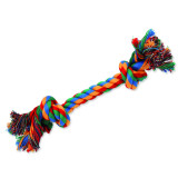 Uzel DOG FANTASY bavlněný barevný 2 knoty 25 cm 1ks