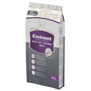 Eminent Cat Adult Chicken 10 kg + 2 kg ZDARMA