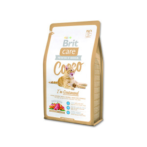 BRIT Care Cat Cocco I´am Gourmand 2kg