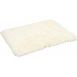 Pelech koberec Yetti bílý 50x75x15 cm