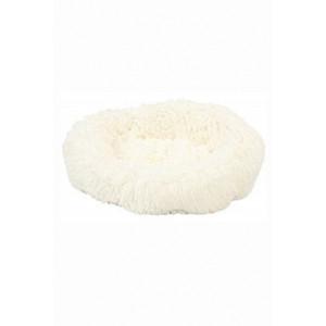 Pelech Yetti bílý 50x50x10 cm