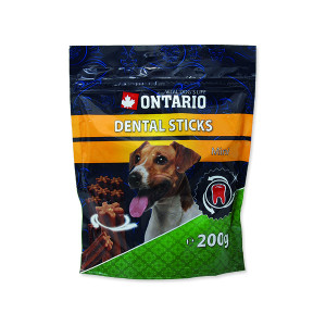 Dental Stick ONTARIO Dog Mini 200g