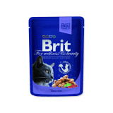 Kapsička BRIT Premium Cat Cod Fish