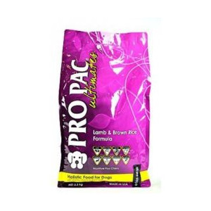 Pro Pac Ultimates Dog Adult Lamb&Brown Rice 2,5 kg