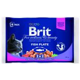 Kapsičky BRIT Premium Cat Fish Plate