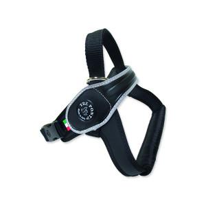 Postroj TRE PONTI reflexní od 30 do 40 kg černý 1ks