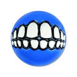 Hračka ROGZ míček Grinz modrý M 1ks