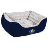 Pelíšek SCRUFFS Wilton Box Bed modrý S 1ks