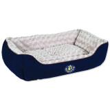 Pelíšek SCRUFFS Wilton Box Bed modrý L 1ks