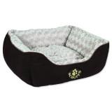 Pelíšek SCRUFFS Wilton Box Bed hnědý S 1ks