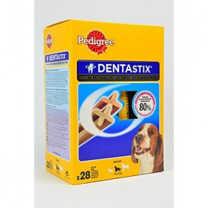 Pedigree Pochoutka Denta Stix Medium 28 ks 720 g