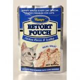 Wanpy Cat kapsa kuře + mušle 85 g