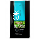 OK Cat Passion Adult Fish 1,5 kg