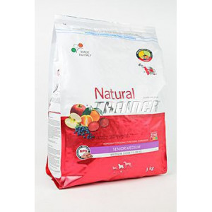 Trainer Natural Medium Senior 3kg