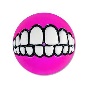 Hračka ROGZ míček Grinz růžový S 1ks