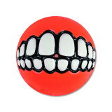Hračka ROGZ míček Grinz oranžový M 1ks